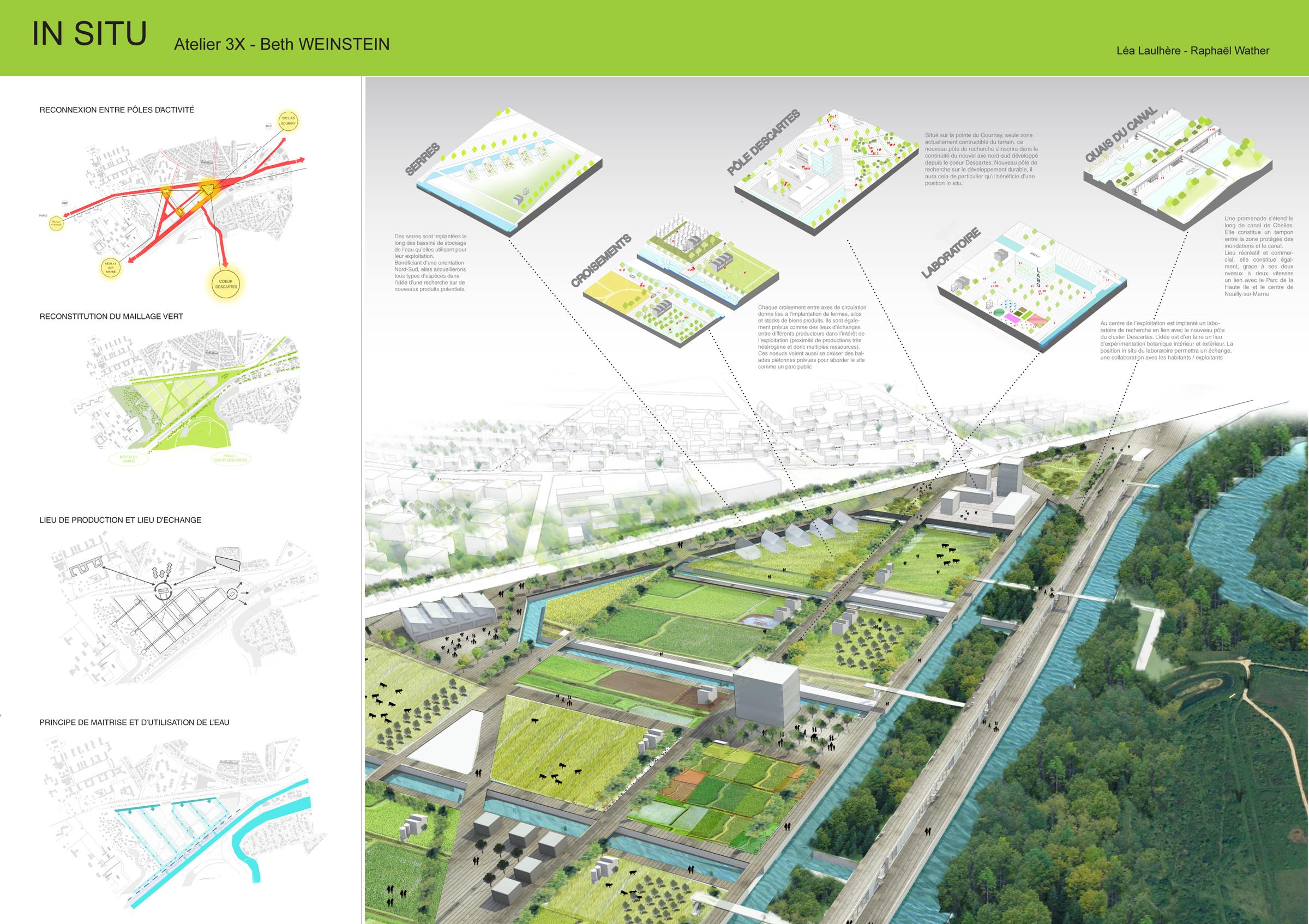 Faire Un Bassin Exterieur a1 projet 2 walther laulhere | architecture agency