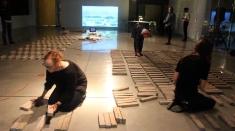 building manzanar