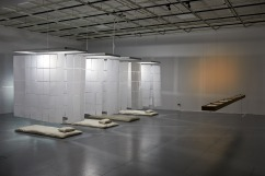 Performing Spatial Labour: Installation View, Palimpsest (CIV)