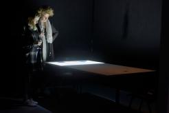 Performing Spatial Labour: Installation View, Razing Manzanar II